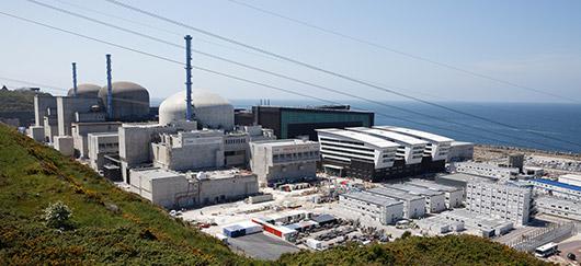 Centrale nucléaire de Flamanville