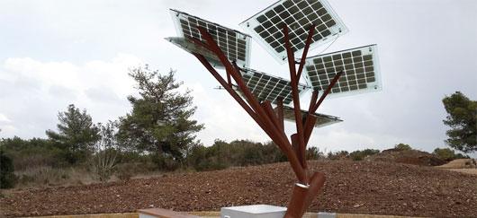 eTree, arbre photovoltaïque