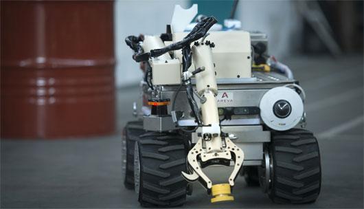 Robot RIANA