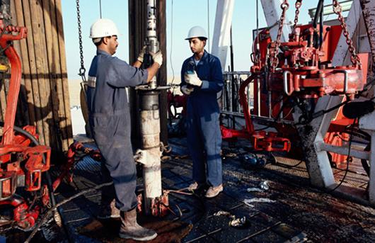 En 2015, le Koweït est l'un des rares pays à avoir augmenté ses investissements en exploration-production.