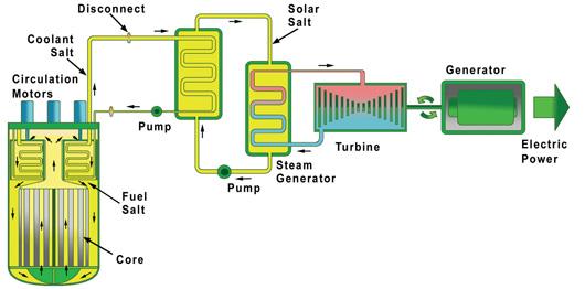 Design du réacteur à sels fondus de Terrestrial Energy (©CC-BY-SA)