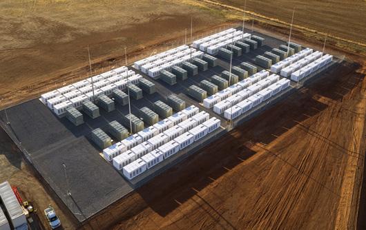 Stockage Tesla Australie