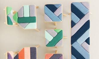 Les meubles et accessoires de la designer néerlandaise Merel Karhof