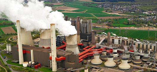 Centrale à charbon en Allemagne