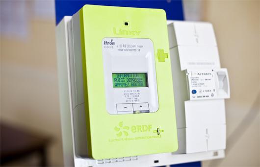 Les compteurs Linky sont également qualifiés de « compteurs évolués » ou de « smart meters » en anglais. (©ERDF/Jean-Lionel Dias-PWP)