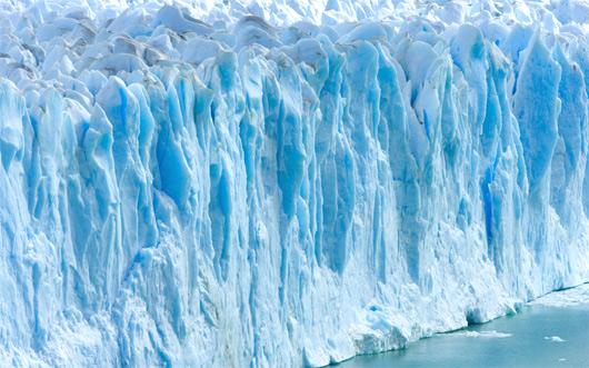 Glacier Perito Moreno en Argentine (©photo)