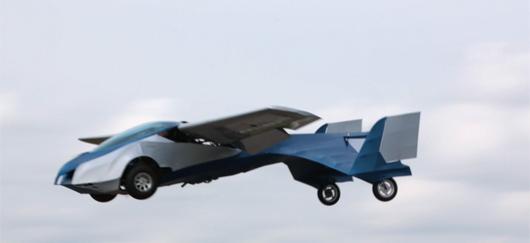 aeromobil la voiture volante venue de slovaquie. Black Bedroom Furniture Sets. Home Design Ideas