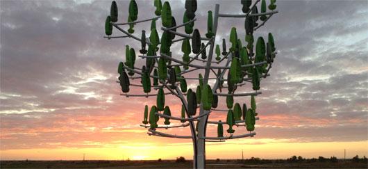 Des arbres producteurs d 39 lectricit l 39 arbre vent et l 39 etree - Generer de l electricite ...
