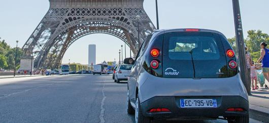 Autolib' Paris