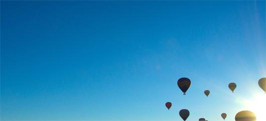 Ballons photovoltaïques