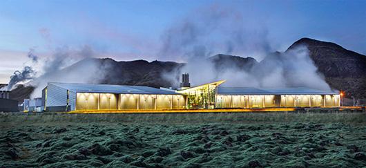 Centrale géothermique de Hellisheidi