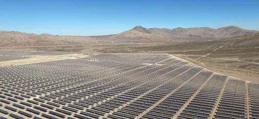 Centrale photovoltaïque de Boléro