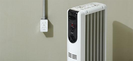 Effet Joule radiateur