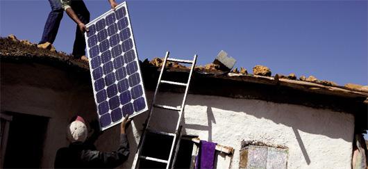 Électricité en Afrique