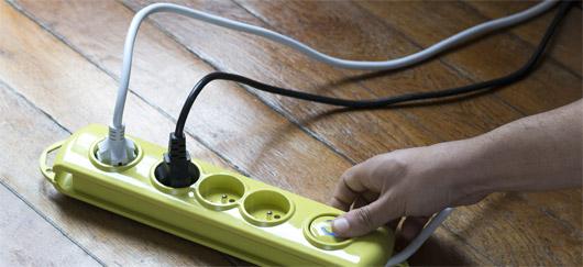 Fourniture d'électricité