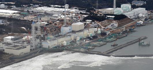 Accident nucléaire de Fukushima Daiichi