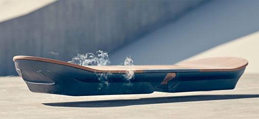 Skateboard volant de Lexus
