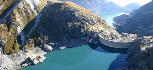 Hydroélectricité STEP
