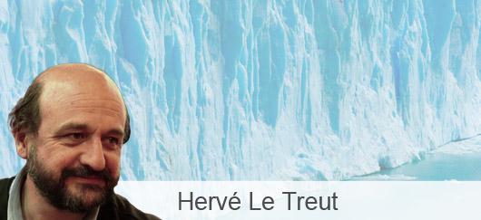 Hervé le Treut, climatologue