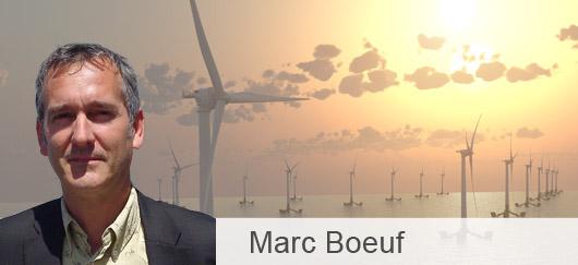 Marc Boeuf France Énergies Marines