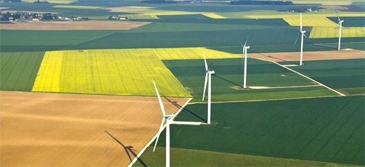 Parc éolien français