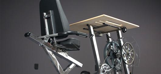Projet pedal power p daler pour produire de l 39 lectricit - Generer de l electricite ...
