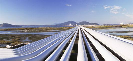 Oléoduc aux États-Unis