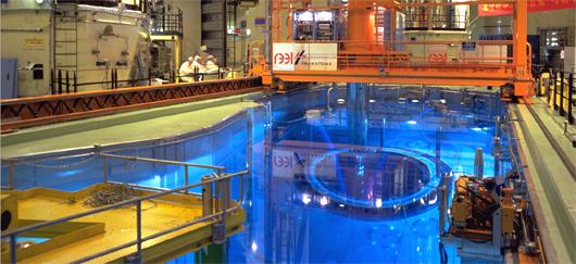 Fonctionnement d'un réacteur nucléaire