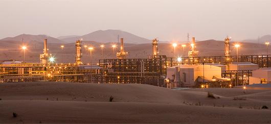 Production de pétrole de l'OPEP