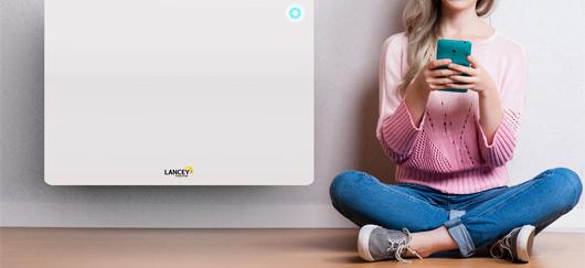 un radiateur lectrique avec batterie pour baisser votre facture. Black Bedroom Furniture Sets. Home Design Ideas