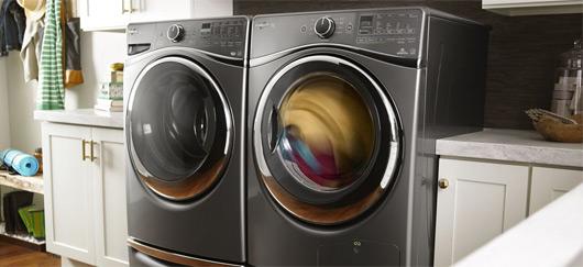 un s che linge la consommation d 39 nergie r duite whirlpool hybridcare. Black Bedroom Furniture Sets. Home Design Ideas