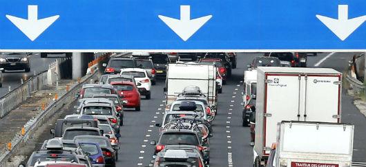 Transports et gaz à effet de serre en France