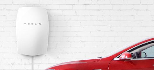 Batterie domestique de Tesla