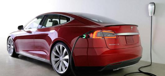 Tesla voiture électrique