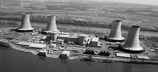 Accident nucléaire de Three Mile Island