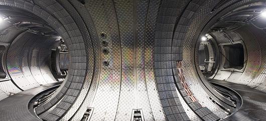 Tokamak fusion nucléaire