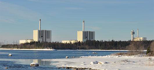 Centrale nucléaire de Fosmark