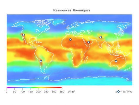 Ressources thermiques