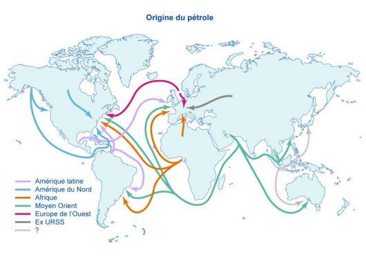 Origine du pétrole