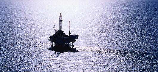 plateforme offshore pétrole