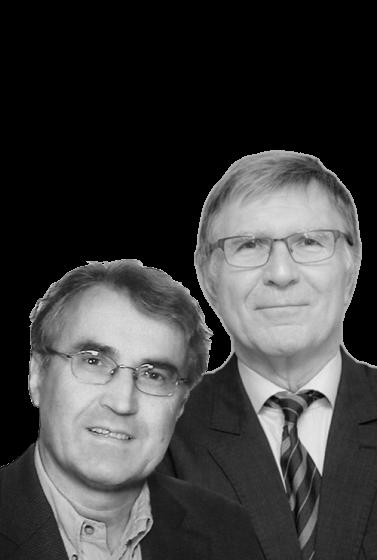 François Lévêque et Dominique Finon