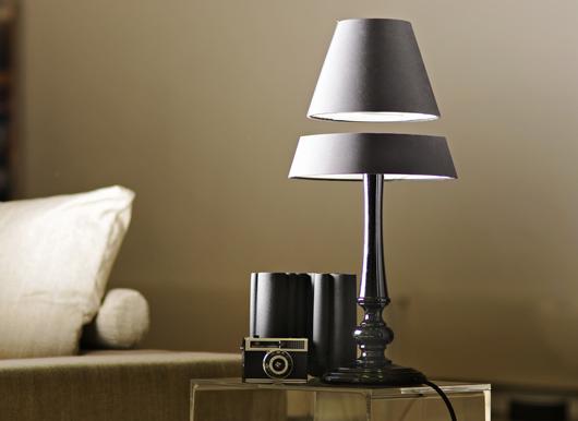 "Une lampe de la gamme ""Silhouette"" de Light Light (©Light light by Crealev)"