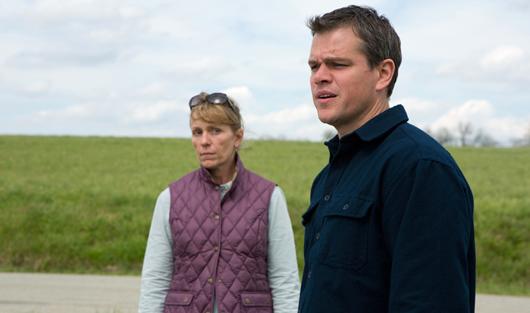 Steve Butler et Sue Thomason, un duo de représentants en mission dans la petite ville de McKinley (©Mars Distribution)