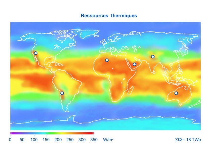 origine de l energie solaire