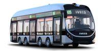 Bus électrique à recharge rapide