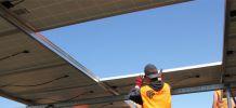 Centrale photovoltaïque de Cestas