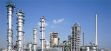 Raffinerie à Rotterdam