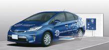 Rechargement sans fil voiture électrique