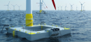 Éoliennes flottantes IDEOL