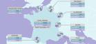 Importations et exportations d'électricité de la France